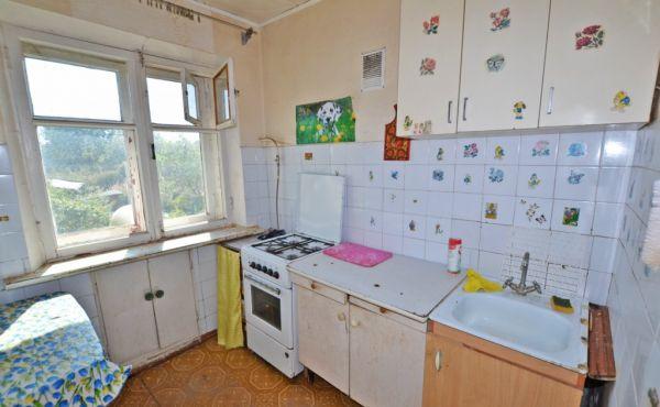 Двухкомнатная квартира в городе Волоколамск (жд станция в доступности)